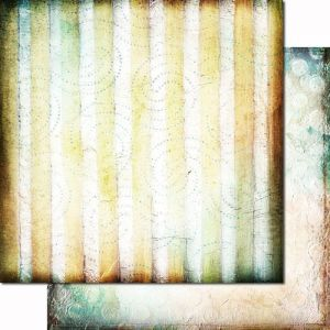 papier scrapbook 7 Dots Studio - 9th wave - golden sand [SDPP0079]