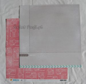papier scrapbook American Crafts - yes, please [35925]