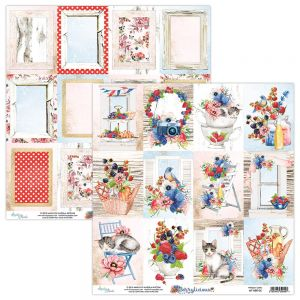 papier scrapbook Mintay Papers - berrylicious 06