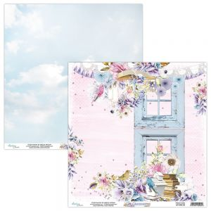 papier scrapbook Mintay Papers - dreamer 03