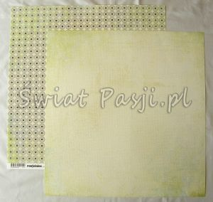 papier scrapbook Basic Grey - marjolane [MRJ-2914]