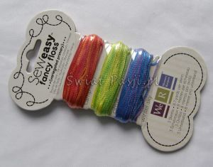 sew easy fancy floss - primary [ 71154-4]