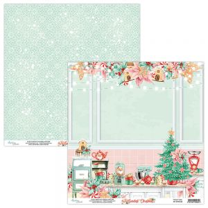 papier scrapbook Mintay Papers - the sweetest christmas 03