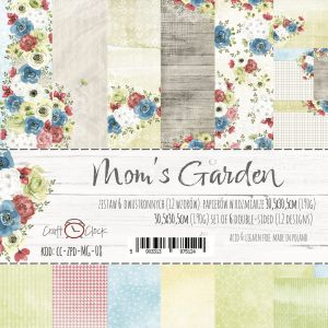 "papier scrapbook Craft o'clock - mom's garden [zestaw 12"" x 12""]"