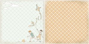 papier scrapbook The Scrapcake - sweet childhood: come'n'play 02