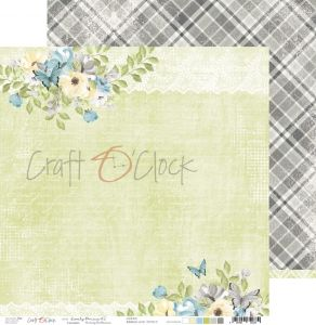 papier scrapbook Craft o'clock - lovely prince 02