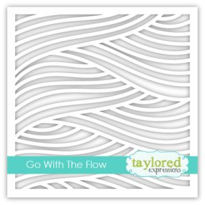 szablon Taylored Expressions - go with the flow