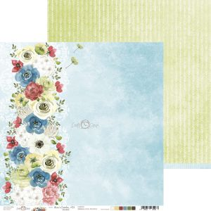 papier scrapbook Craft o'clock - mom's garden 01