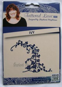 wykrojnik Tattered Lace - ivy [D125]