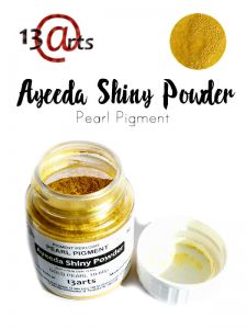 proszek Shiny Powder 13Arts - gold pearl