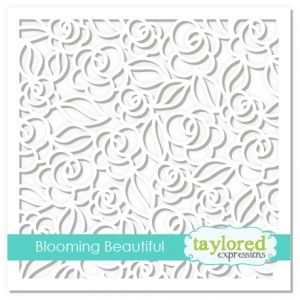 maska Taylored Expressions - blooming beautiful