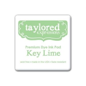 tusz Taylored Expressions - key lime (zielony)