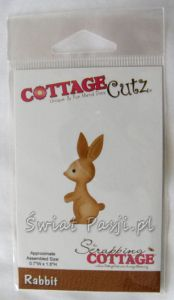 wykrojnik Cottage Cutz - rabbit [044]