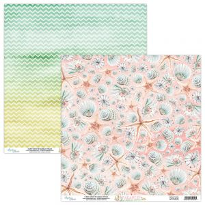 papier scrapbook Mintay Papers - paradise 05