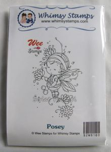 stempel gumowy Wee stamps - Posey
