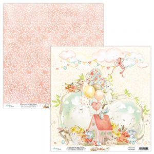 papier scrapbook Mintay Papers - kiddie 02