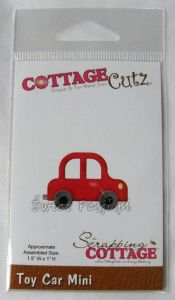 wykrojnik Cottage Cutz - toy car mini [164]