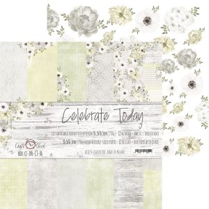 "papier scrapbook Craft o'clock - celebrate today [zestaw 6"" x 6""]"