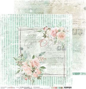 papier scrapbook Craft o'clock -  hello beauty 03