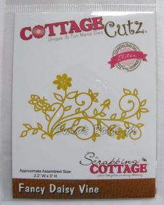wykrojnik Cottage Cutz - fancy daisy vine [CCE-016]