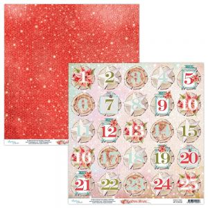 papier scrapbook Mintay Papers - christmas stories 05