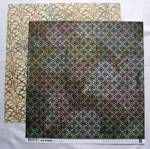 papier scrapbook Basic Grey - out of print [OUT-3327]