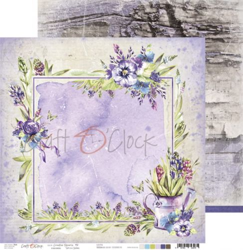 papier scrapbook Craft o'clock - creative reverie 06