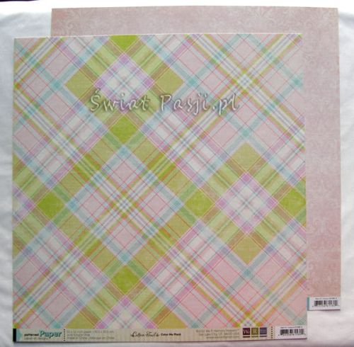 papier scrapbook We R Memory Keepers - [61580-4]