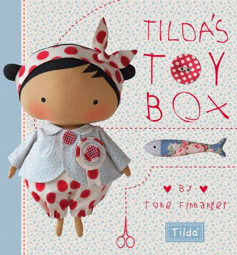 Tilda's Toy Box - Tone Finnager