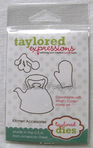 wykrojnik Taylored expressions - kitchen accessories